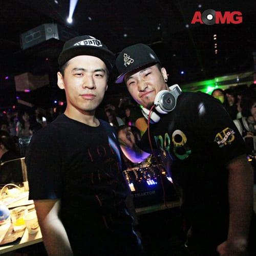 DJ Wegun and Ugly Duck