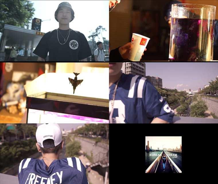 B-Free - Korean Dream Vlog Episode 1 screenshots
