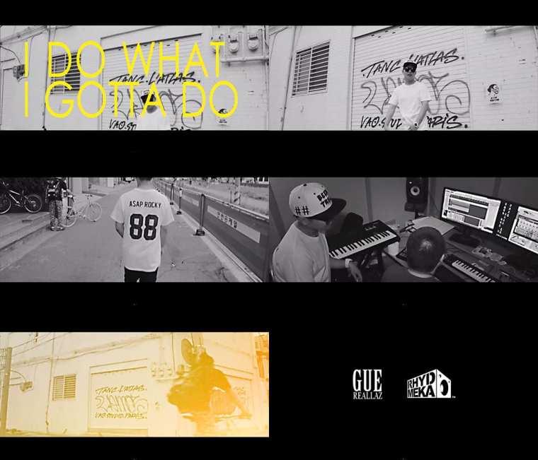 Young Jay - I Do What I Gotta Do MV screenshots