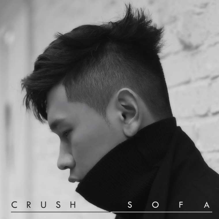 Crush - Sofa cover