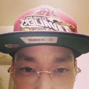 The Quiett with glasses