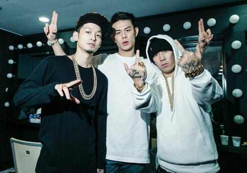 The Quiett, Beenzino, and Dok2