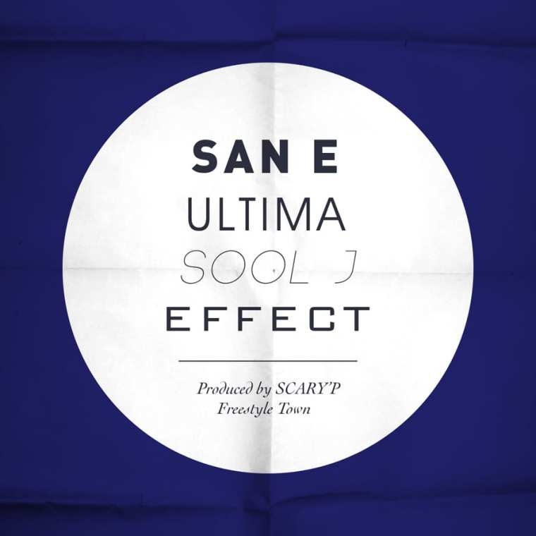 San E, Ultima, Sool J, Effect, Scary'P - Freestyle Town (cover)