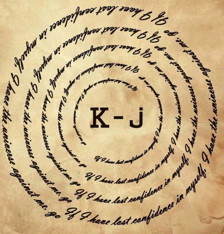 K-j album cover