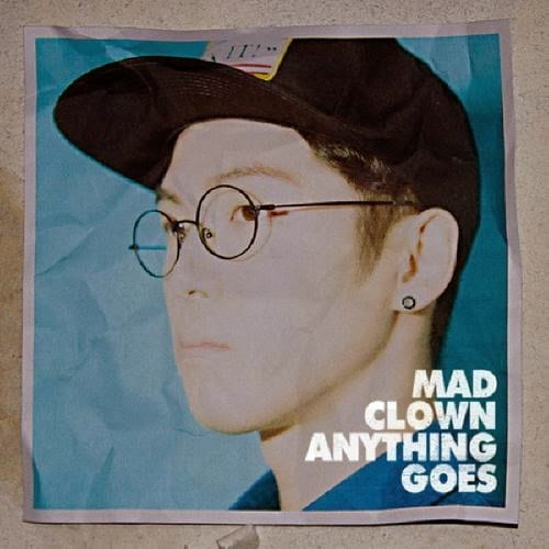 Mad Clown - Anything Goes (cover)