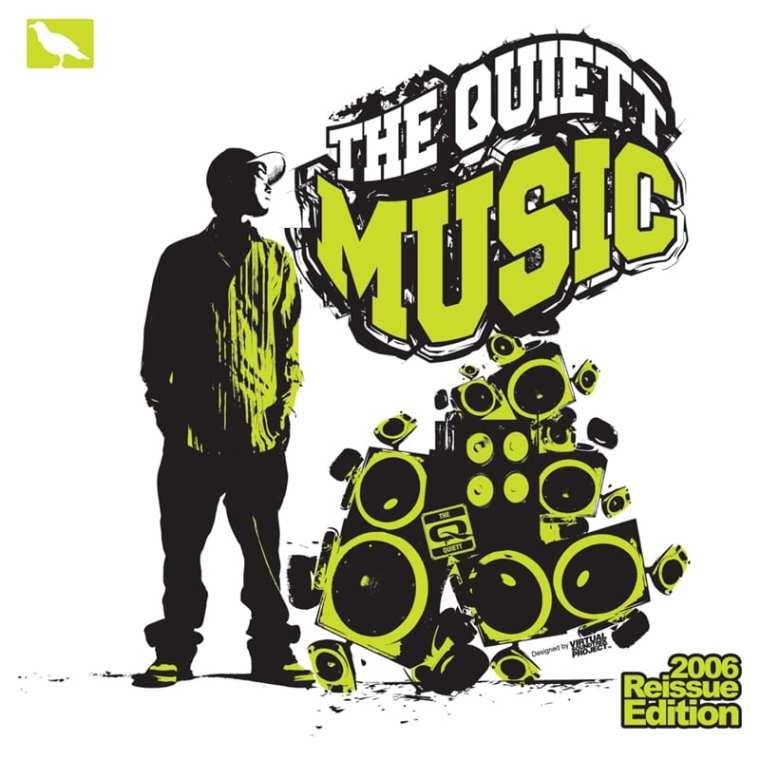 The Quiett - Music (album cover)