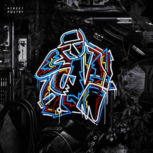 P-Type - Street Poetry (cover)