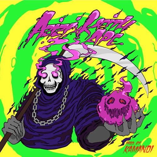 Keith Ape - Pae-Ki cover