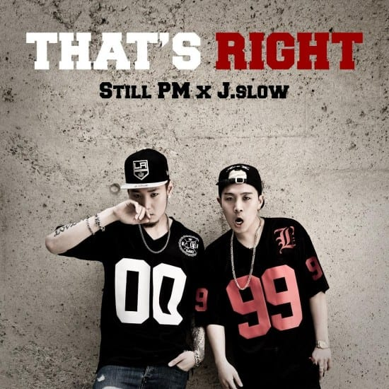 Still PM X J.slow - That's Right (cover)