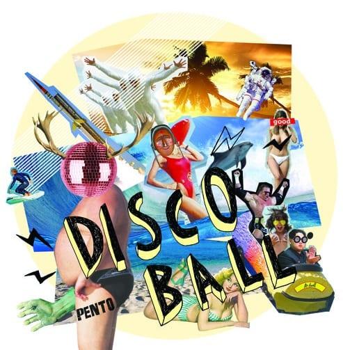 Pento - Discoball EP cover