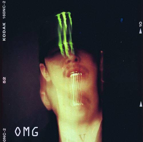 Vasco - OMG mixtape cover
