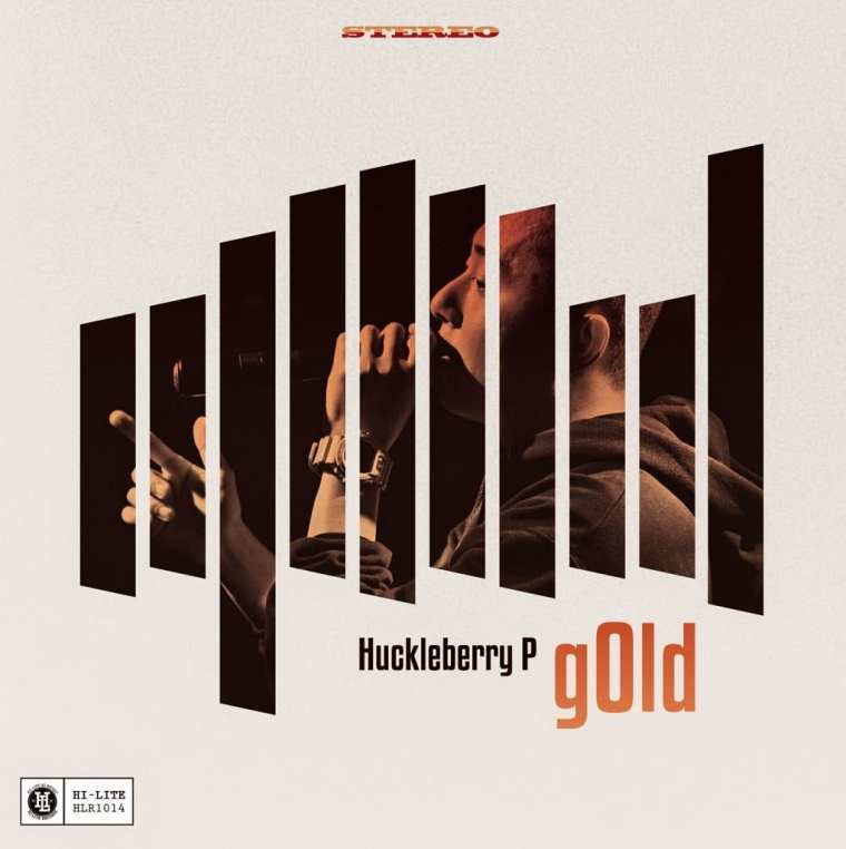 Huckleberry P - gOld cover