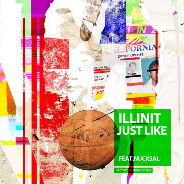 illinit - Just Like (Feat. Nucksal) cover