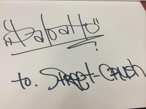 paloalto autograph