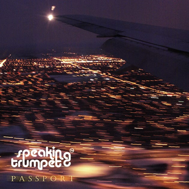 Speaking Trumpet - Passport (cover)