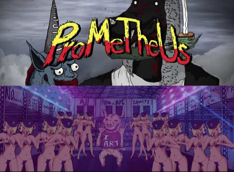 Yankie - ProMeTheUs MV screenshots
