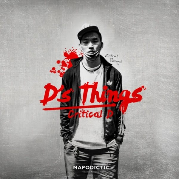 Critical-D - D's Things (cover)