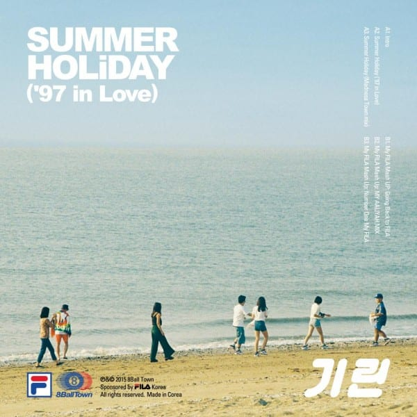 Kirin - SUMMER HOLiDAY ('97 in Love) cover