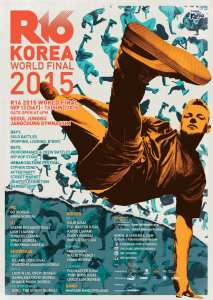 2015 R16 World Bboy Championships