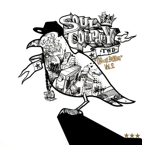 Soul Company - Official Bootleg Vol. 2 (cover)