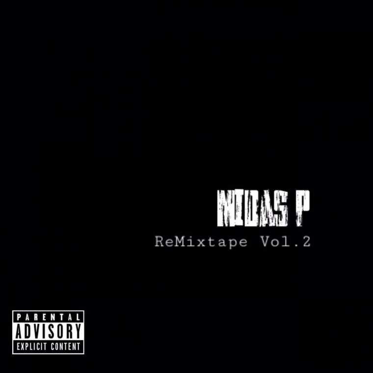 Midas P - ReMixtape Vol. 2 (cover)