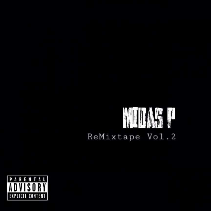 Midas P - ReMixtape Vol. 2 (cover)