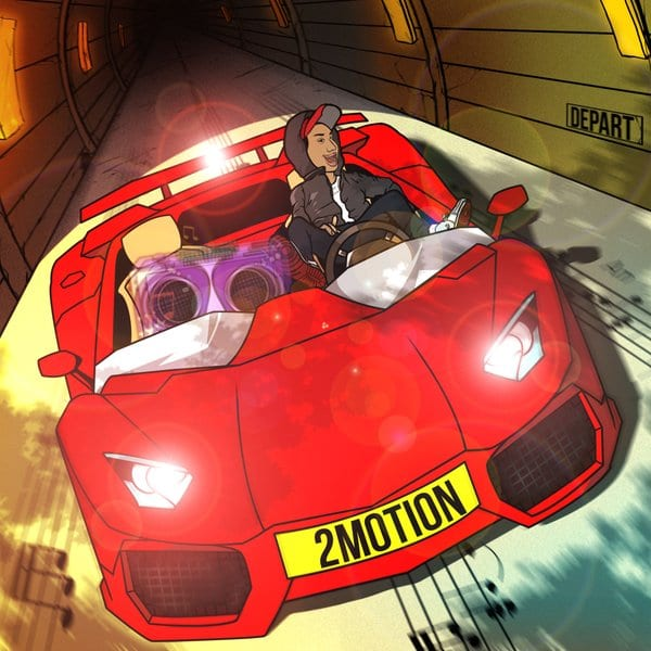 2motion - Drive in 2motion (cover)