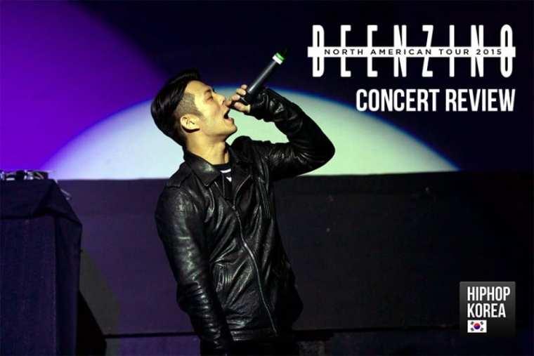Beenzino - North American Tour 2015 San Francisco Concert Review