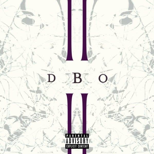 Dbo - 2 mixtape cover