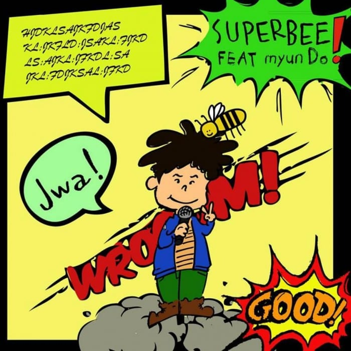 Superbee - 좌! (Feat. myunDo) cover