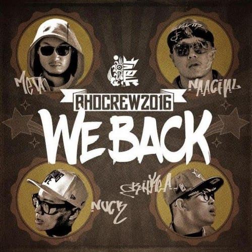 Bulhandang - We Back (cover)