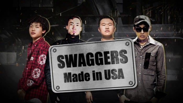 Swaggers Made in USA (main title)