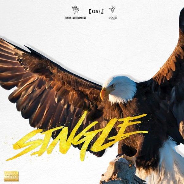 Crown J - Single (album cover)