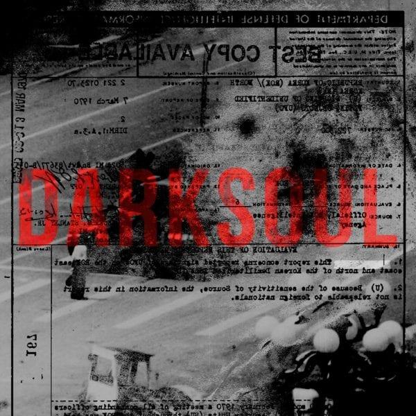 DEAD'P - Dark Soul (album cover)