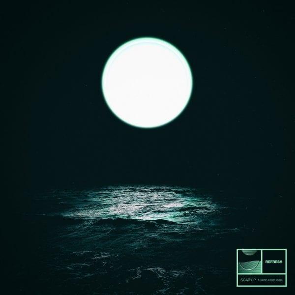 illinit, SCARY'P, ex8er, ESBEE - Refresh (album cover)