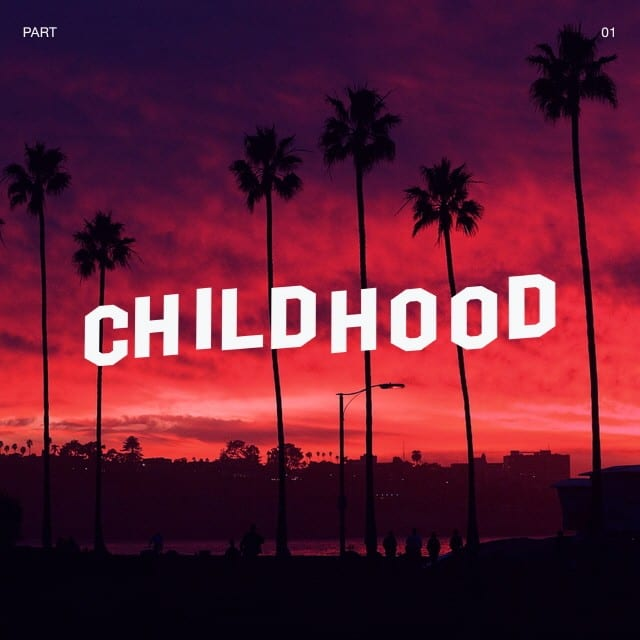 Yammo - Childhood Part 1 (album cover)