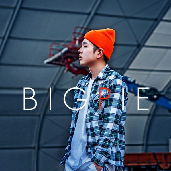 Big Pie - Big Pie (album cover)