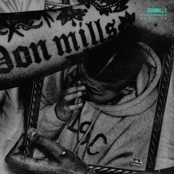 Don Mills - MEERAE (album cover)