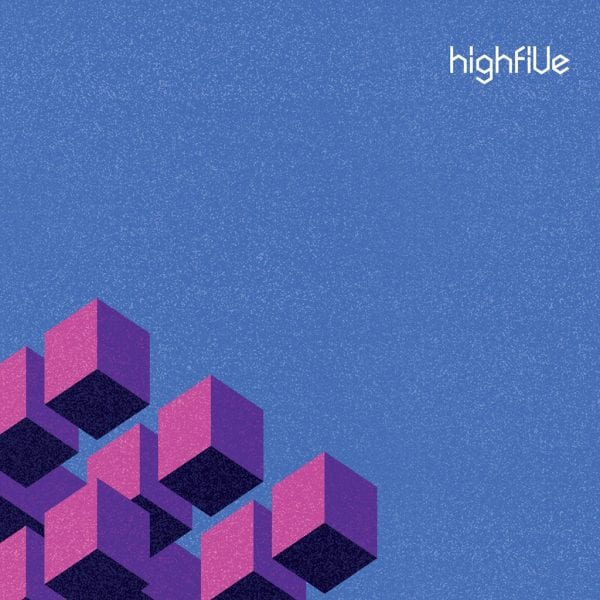 Dynamic Duo, Primary, Boi B, Crush - highfiVe (album cover)