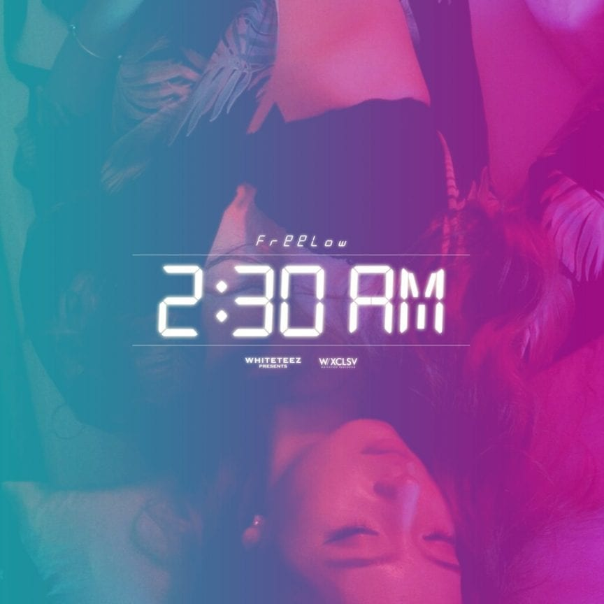 Freelow - 2:30 AM (album cover)