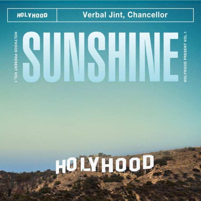 Verbal Jint, Chancellor - Sunshine (album cover)