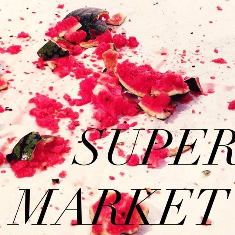 XXX - Super Market (album cover)