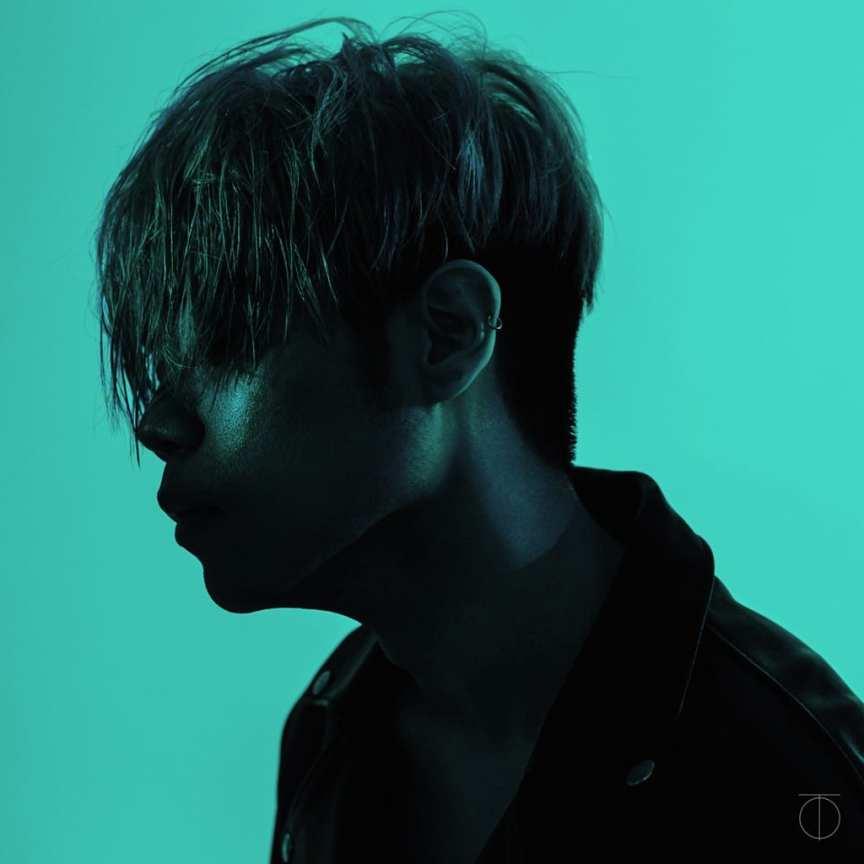 Han Yohan - MUSASHI (album cover)