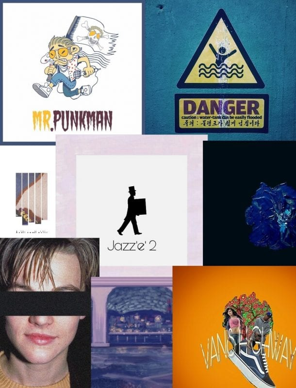 SoundCloud (October album covers)