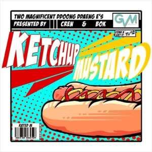 Cren & bOk - Ketchup & Mustard (cover)