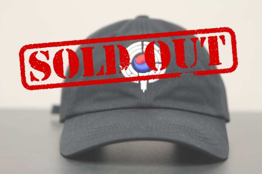 dad hat SOLD OUT