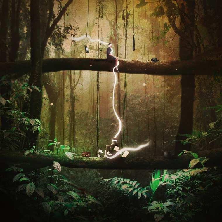 Rosemond - Emotions in Motion (album cover)