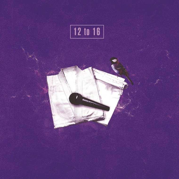 Cat B - 12 To 16 (album cover)