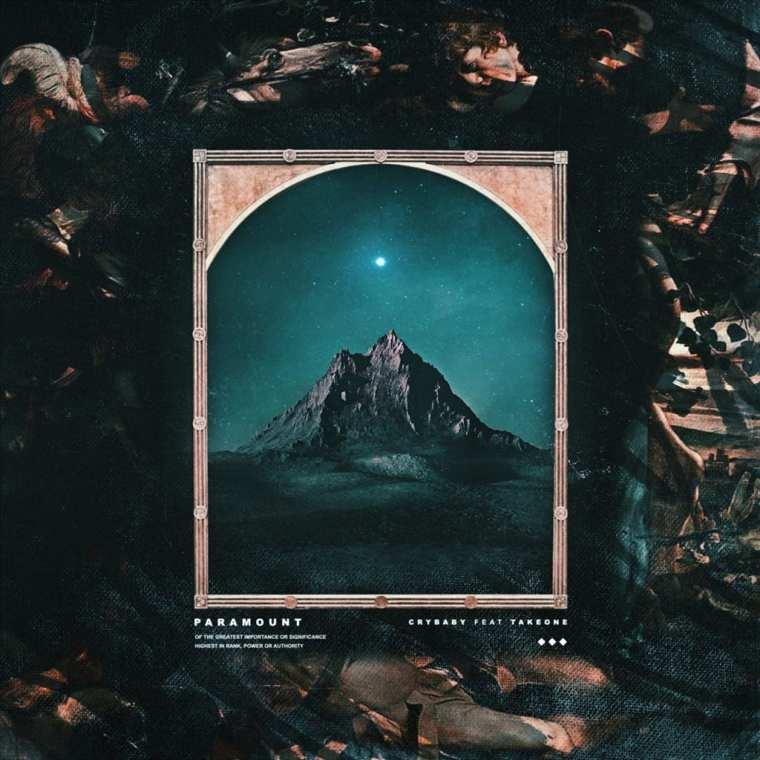 Crybaby - PARAMOUNT (album cover)