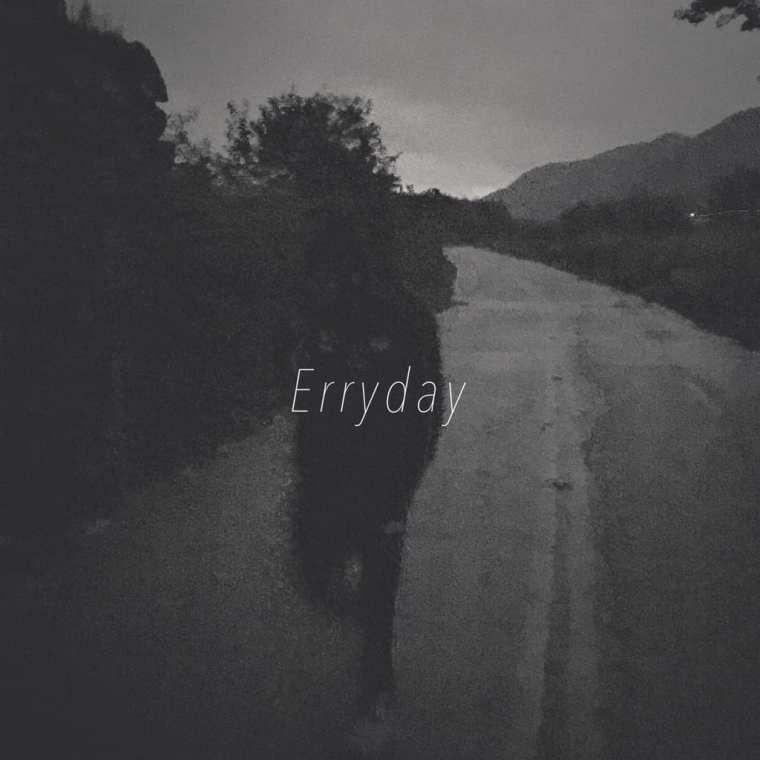 G.way - Erryday (album cover)
